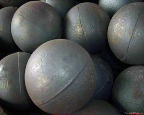 Grinding Ball Forded And Casting Forged