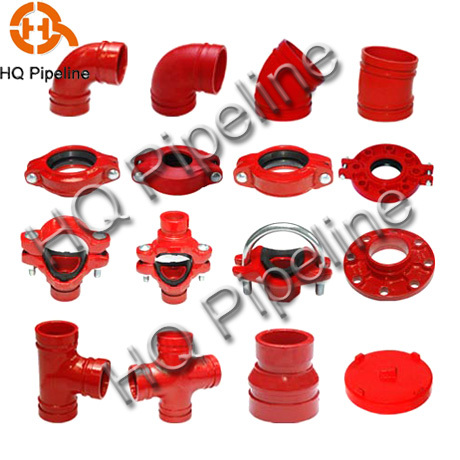 Grooved Fittings And Couplings