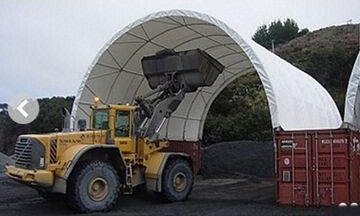 Gs3340c Container Shelter