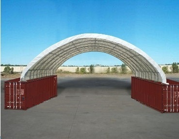 Gs4640c Container Shelter