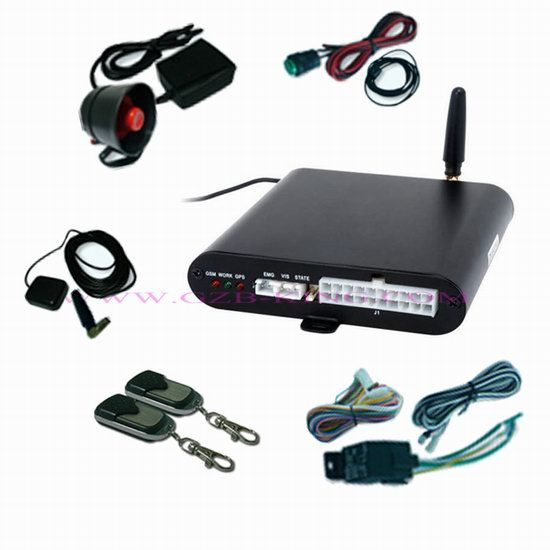 Gsm Gps Car Alarm Systrm