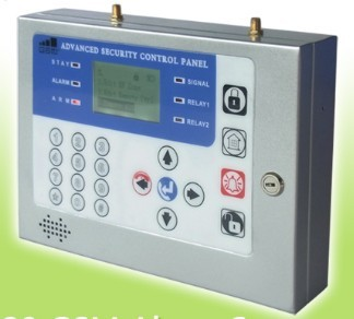 Gsm Sms Alarm System S120