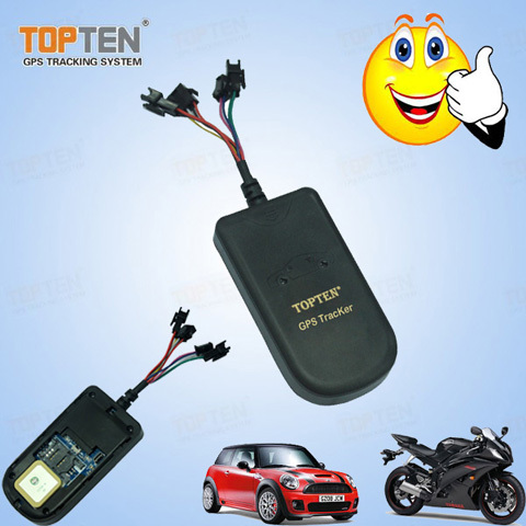Gt08 Gps Tracker For Motorcycle Car Mobile App Tracking