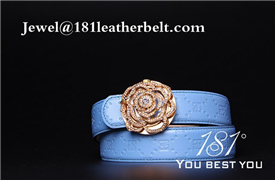 Guangzhou 181 Leather Belt For Ladies Contain Perfume