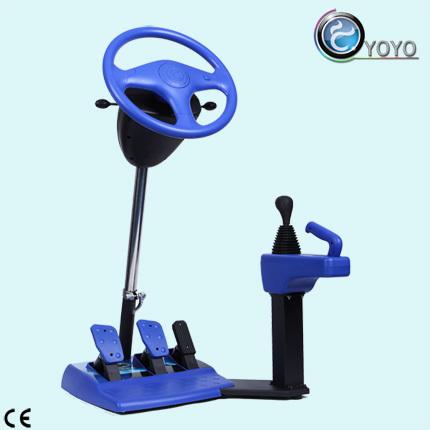 Guangzhou 3d Auto Training Equipment Driver Simulator