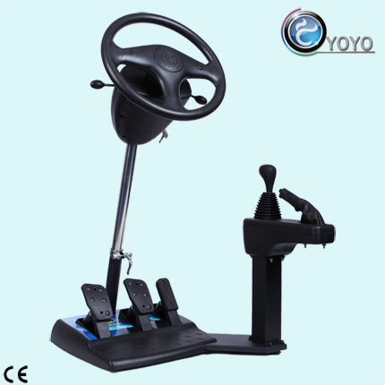 Guangzhou Dual Use Driving Simulator Game Machine