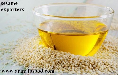 Gum Arabic Sesame Seeds Oil