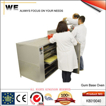 Gum Base Oven For Candy Making