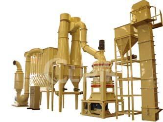 Gypsum Grinding Mill