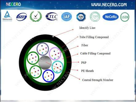 Gyts Optical Fiber Cable