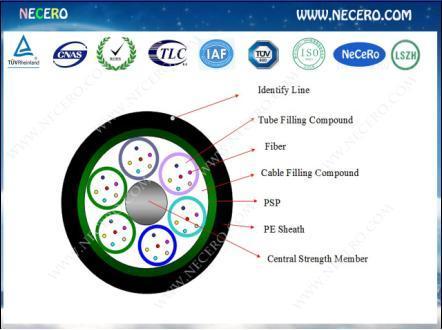 Gyts Optical Fiber Cable