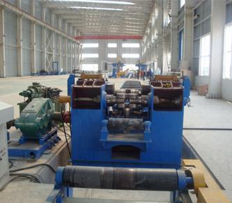 H Beam Flange Straightening Machine