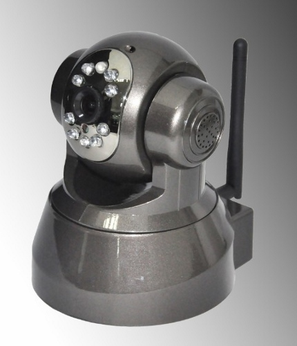 H13 Dab03 65306 0 3megapixel Wireless Tilt Pan Ip Camera
