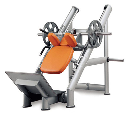 Hack Squat Fitness Equipment Leg Exercise Machine Gym Xh 7742