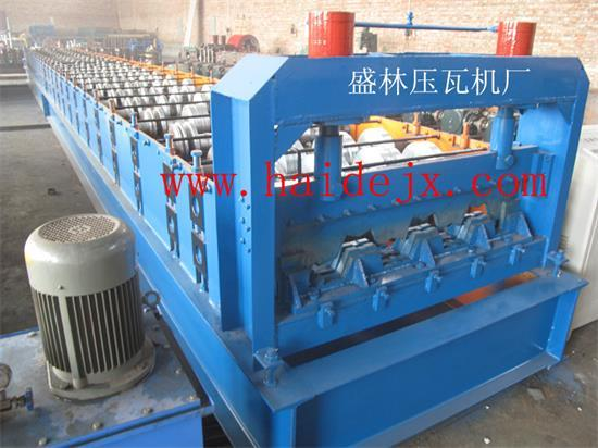 Haide 915 Roll Forming Machine For Building Bearing Plate
