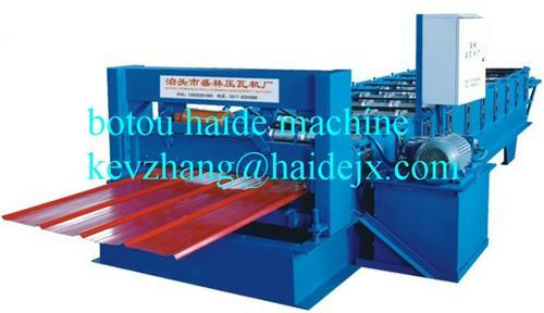 Haide Type 900 Roll Forming Machine