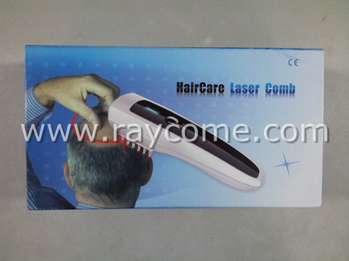 Hair Massager Supplier Laser Growth Raycome Care Comb Rg Lb01