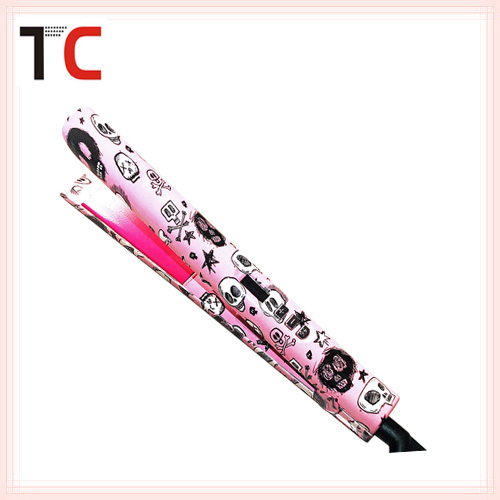 Hair Straightener And Curling Iron For Home Use