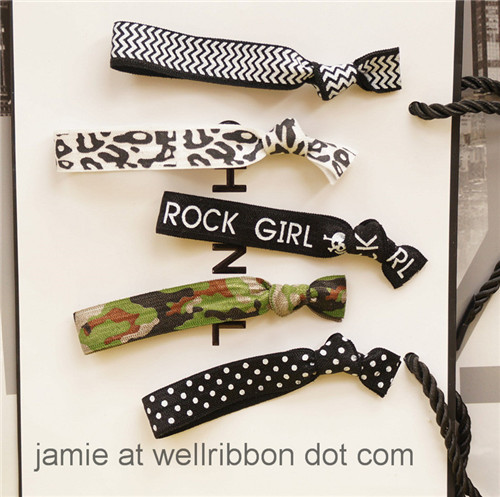 Hair Ties Band Accessories Elastic Bands