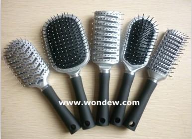 Hairbrush Hair Combs Plastic Brushes
