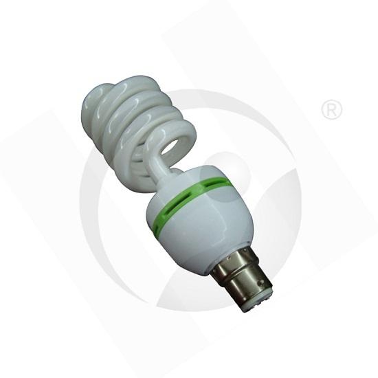 Half Spiral Energy Saving Light