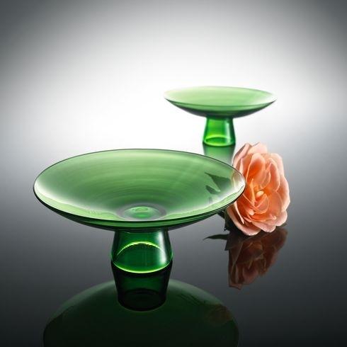 Hand Blown Glass Crafts Bowl