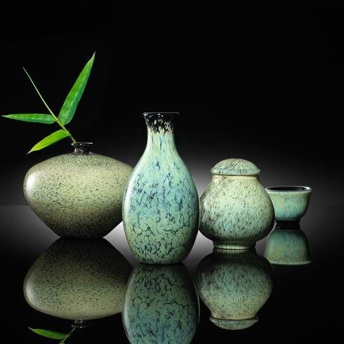 Hand Blown Glass Crafts Zen