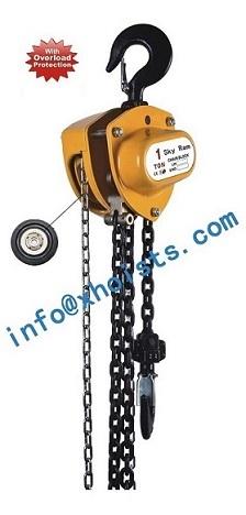 Hand Chain Hoist Manufacturer