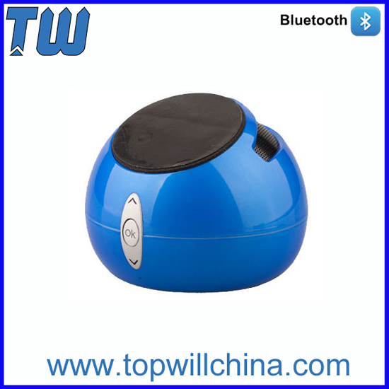 Hand Free Call Mini Bluetooth Speaker With Phone Absorption Function