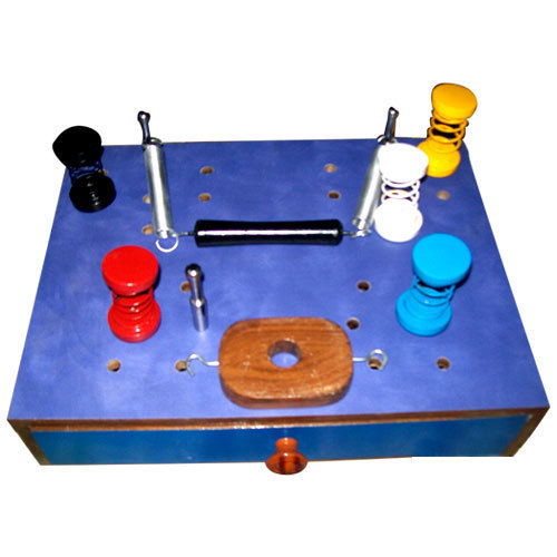 Hand Gym Kit Board For Physiotherapy