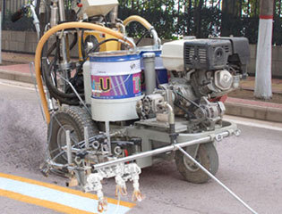 Hand Push Pavement Marking Machine For Sale