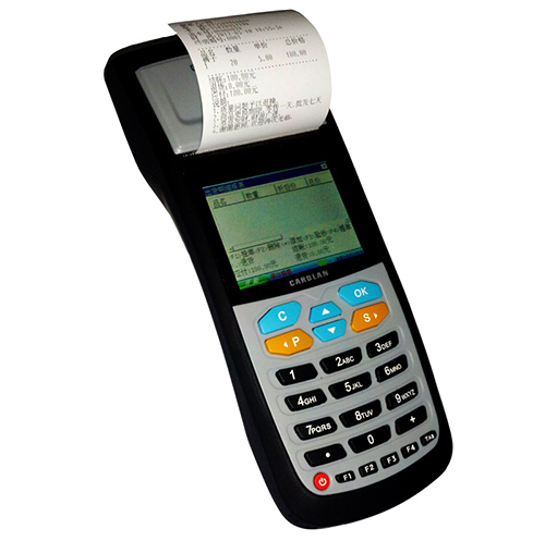 Handheld Pos For Public Transport Ticketing With Thermal Printer