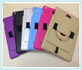 Handheld Rotary Case For Ipad Air Back Protective