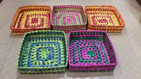 Handicrafts Hand Made Plam Tree Based