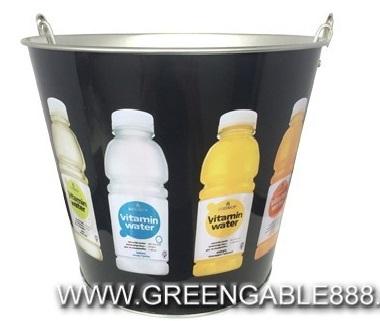 Handiness Tinpalte Ice Bucket For Beer