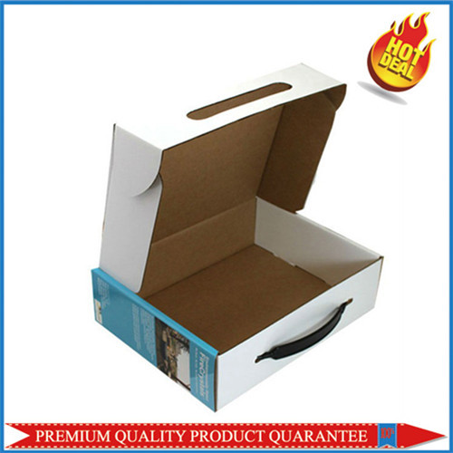 Handle Corrugated Box
