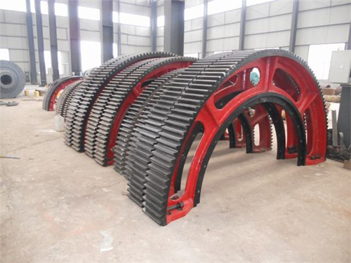 Hanwei Professional Customized Large Ring Gears