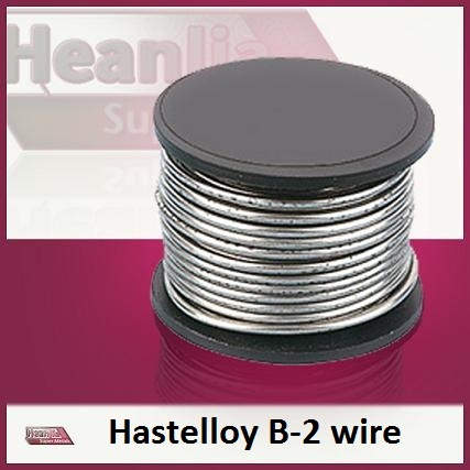 Corrosion Resistant Alloys Hastelloy B Wire