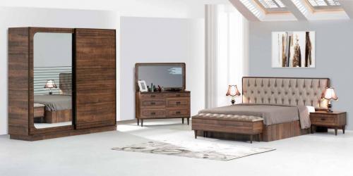 Hayat Bedroom Set Home Furniture