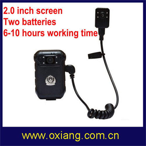 Hd 1080p Police Mini Camera Dvr With 32gb Tf Card Zp605