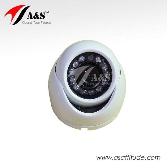 Hd 700tvl Mini Dome Camera Cctv With Night Vision As Cc404