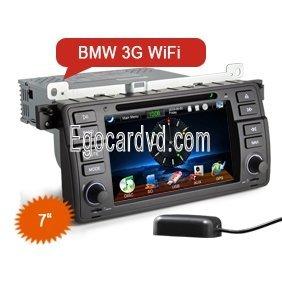 Hd Bmw E46 M3 Car Dvd Player Wifi 3g