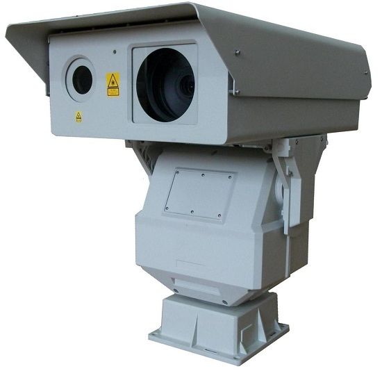 Hd Long Range Ptz Laser Camera With Detection Distance 2 5km In Total Darkn