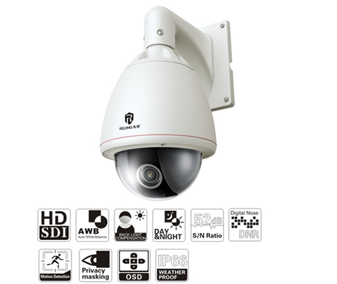 Hd Ptz Camera Speed Dome Rl Hds 5813