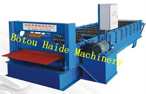 Hd Type 1040 Roll Forming Machine