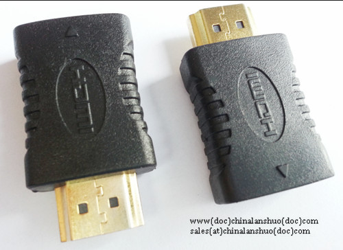 Hdmi A Male To Female Adapter