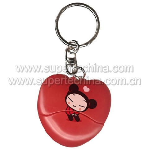 Heart Shaped Gift Usb Flash Drive S1a 2061c