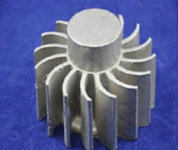 Heat Steel Fan Blade Castings With Investment Process Cr25ni14