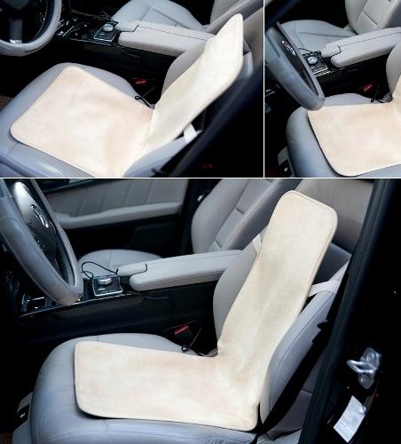 Heating Seat Backrest Cushion