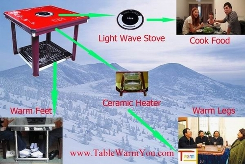 Heating_table Heating Table